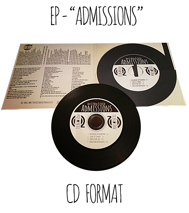 Admissions - EP - CD